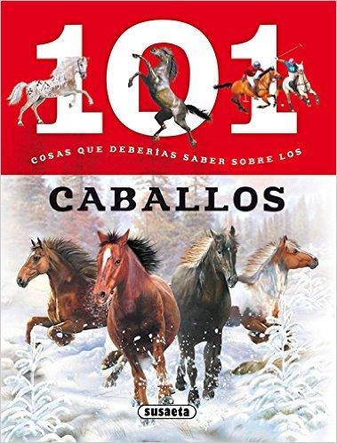 101 cosas caballos