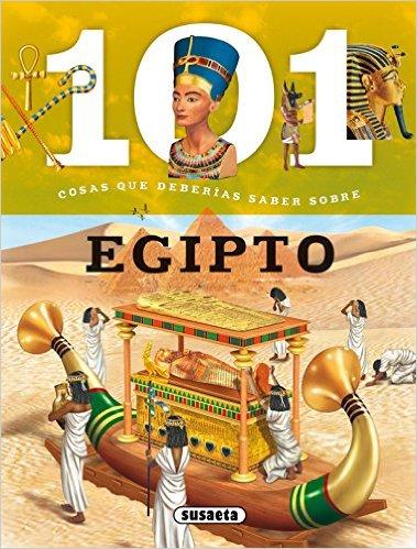 101 cosas egipto