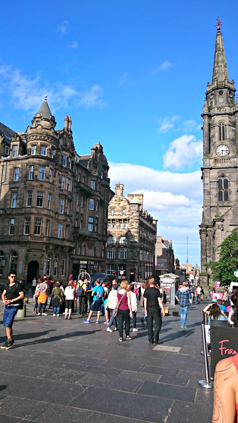 11.royal mile