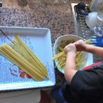 Partir Espaguetis – Breaking Spaghetti