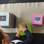 Mi lugar en el Universo (con instrucciones e imprimible) – My place in the Universe (with instructions and printable)