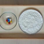 Haciendo cráteres en la Luna – Making craters on the Moon