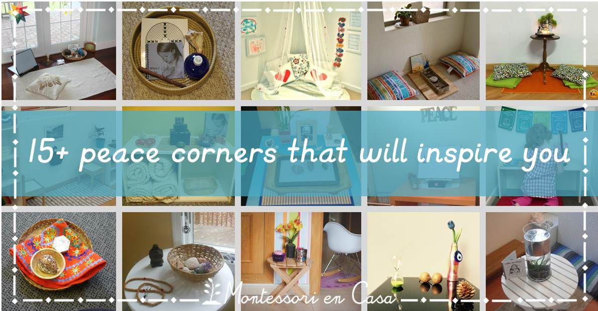 15+ peace corners that will inspire you
