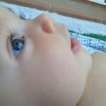 La capacidad de concentración del bebé – Focusing ability in babies