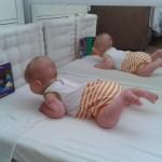 Los primeros libros del bebé – First books for baby
