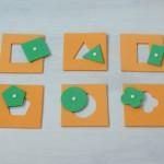 """Resaques """"no"""" Metálicos DIY (plantilla imprimible) – DIY """"non"""" Metal Insets (printable layout)"""