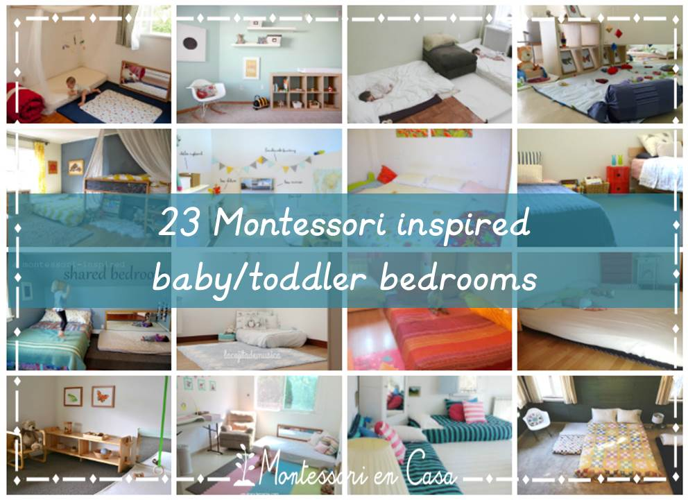 23 Montessori inspired bedrooms