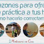 """Grabación del Webinar """"4 razones para ofrecer Vida Práctica a tus hijos"""""""