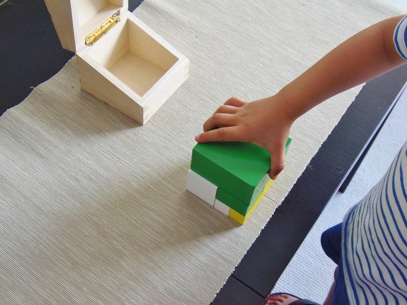Montessori en Casa: Poder de 2