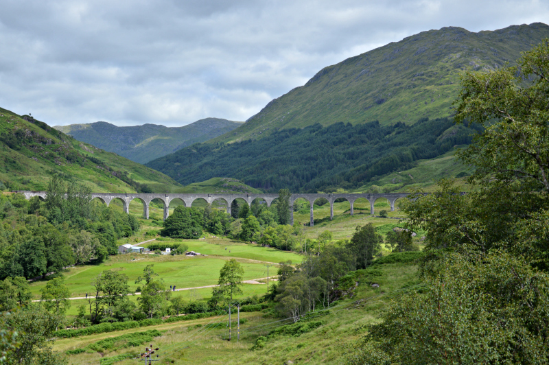6.glenfinnan bridge