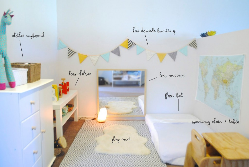 beau montessori room months