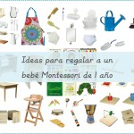 50+ ideas para regalar a un bebé Montessori de 1 año – 50+ gift ideas for a Montessori 1 year-old