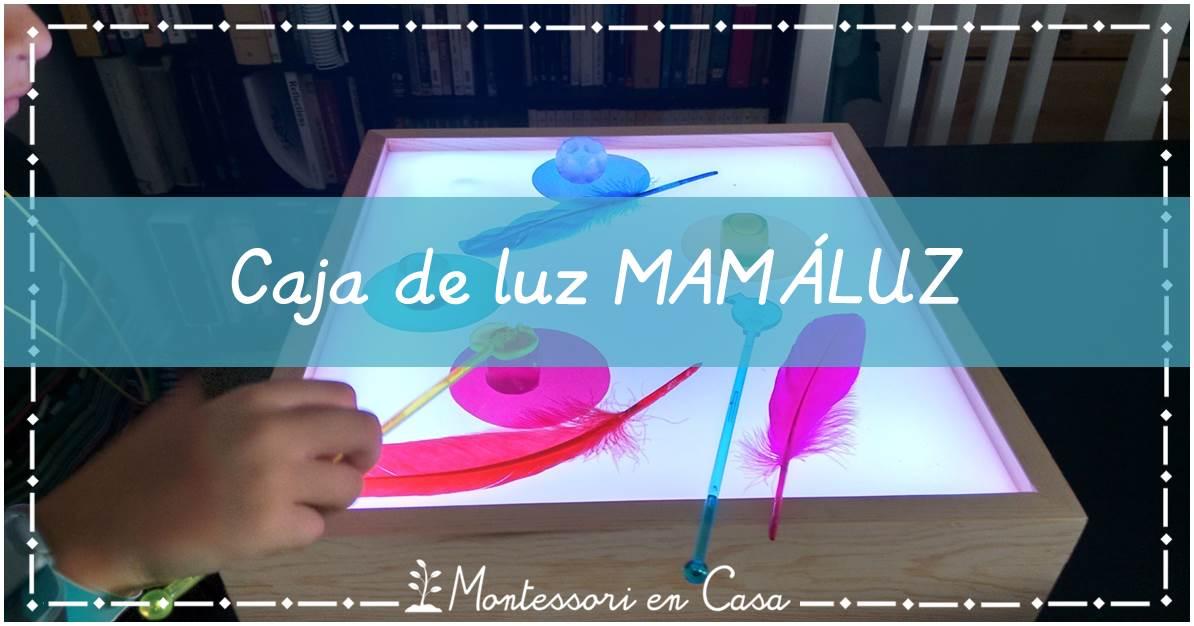 Caja de luz Mamaluz.