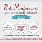 RetoMontessori self-study 2018, sólo hasta fin de año