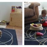 Nuestro ambiente preparado evoluciona (bebé 6-7 meses) – Prepared environment update (baby 6-7 mo)