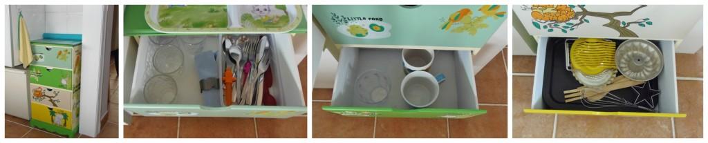 Ambiente preparado - Montessori en Casa