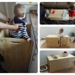 Probando: Pack Montessori de Woomo – Testing: Montessori pack by Woomo