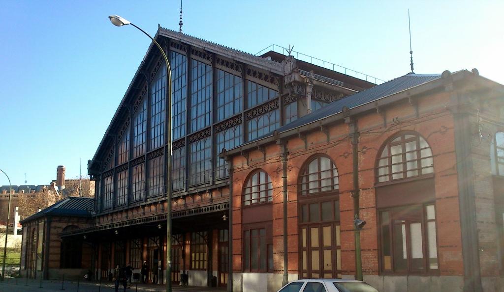 Montessori en Casa - Museo del Ferrocarril