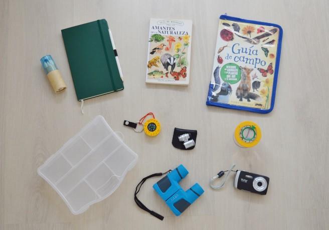 kit campo - montessori en casa