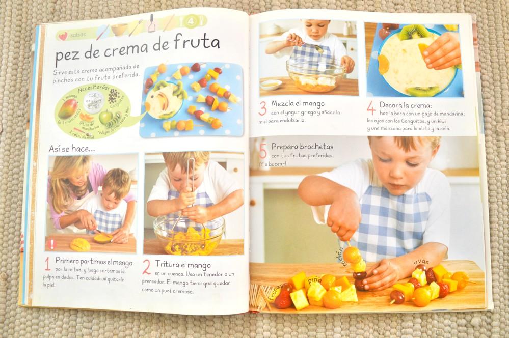 recetas de comida saludable para niños pdf