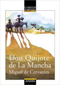 Don Quijote de la Mancha (clasicos a medida)