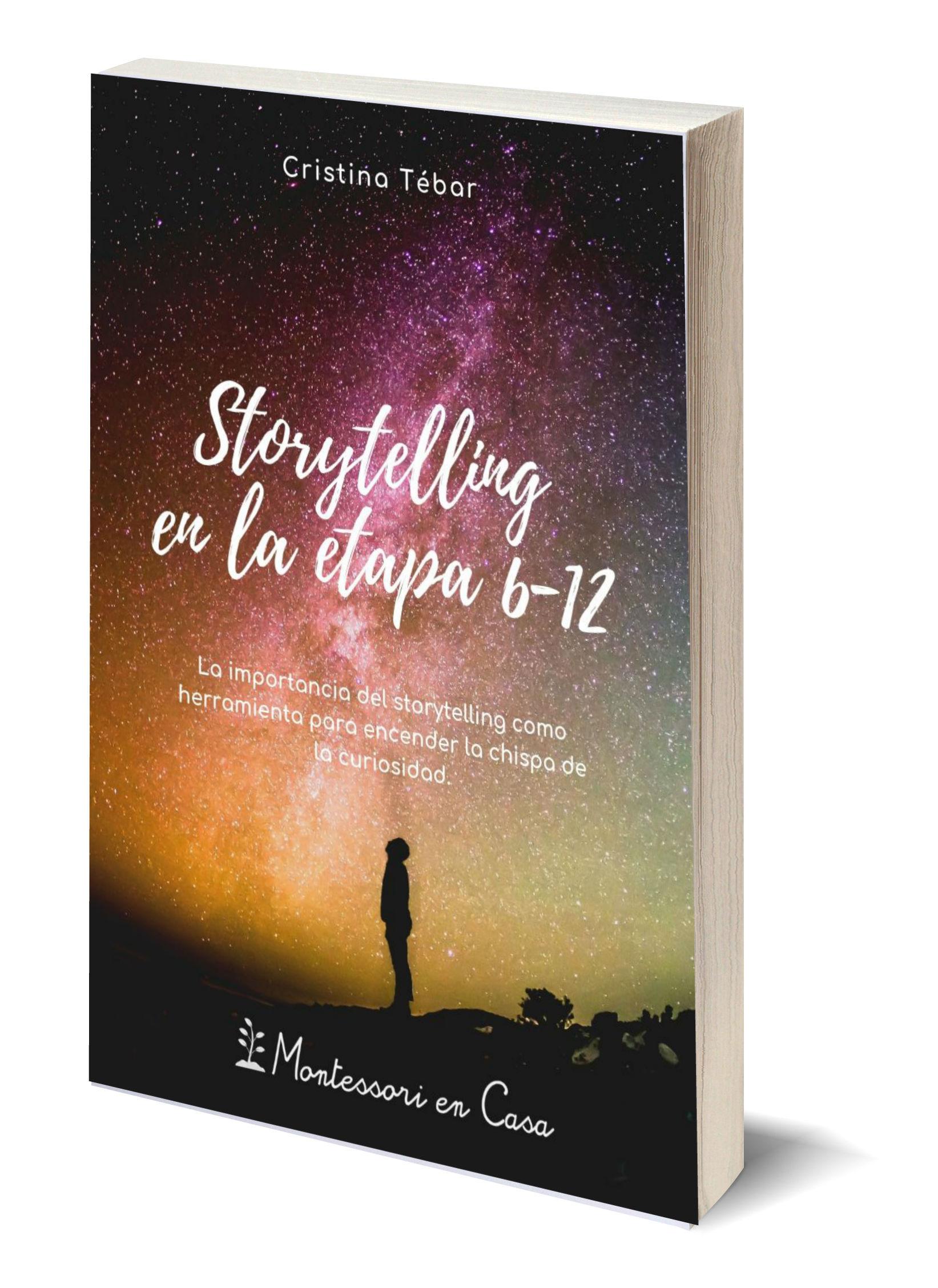 Ebook Storytelling en la etapa 6-12 - Montessori en Casa