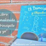 """Review: Libro personalizado """"El Principito y yo"""""""