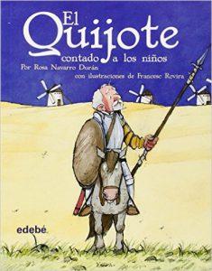 El Quijote contado a los ninos