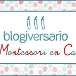 III Blogiversario de Montessori en Casa! – III Blogiversary!