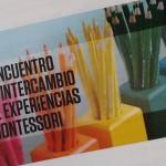 II Encuentro de Intercambio de Experiencias Montessori