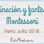 Imaginación y fantasía en Montessori – Imagination and fantasy in Montessori