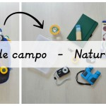 Paseos de naturaleza: Nuestro kit – Nature walks: Our kit