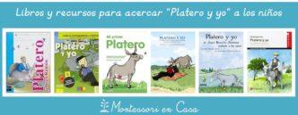 Libros y recursos para acercar Platero y yo a los niños