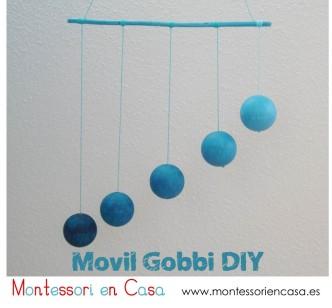 Móvil Gobbi DIY