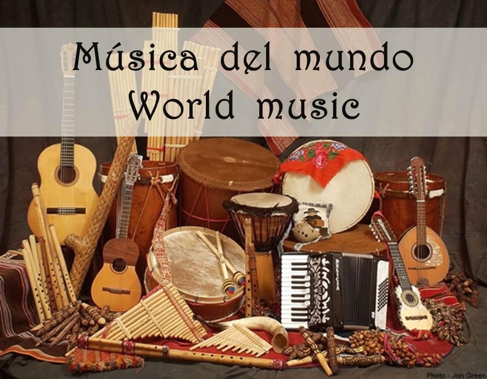 Música de mundo
