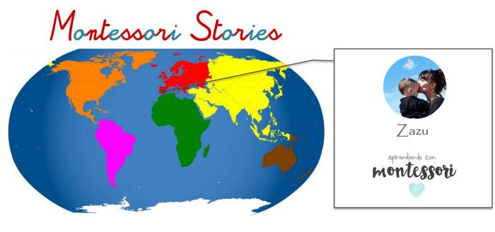 Montessori Stories - Zazu Aprendiendo con Montessori