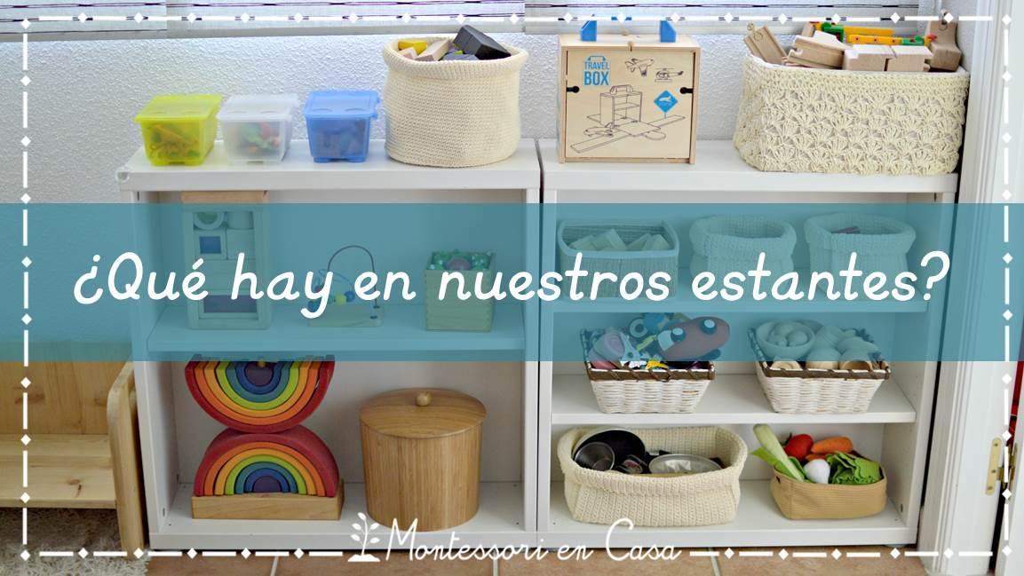 Nuestros estantes