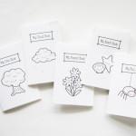 Libretas de observación de la naturaleza (imprimible gratis) – Nature observation books (free printable)