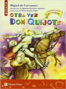 Otra vez Don Quijote