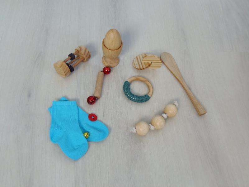 Probando: Kit bebé Montessori – Testing: Montessori Baby Set