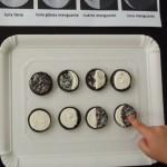 Las fases de la Luna con galletas Oreo – Moon Phases with Oreo