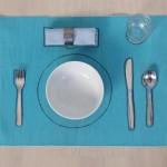 Poner la mesa – Setting the table