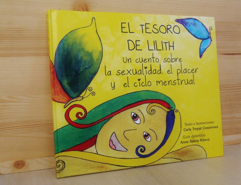 El tesoro de Lilith - montessori en casa