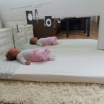 Nuestro ambiente preparado (bebé 0 a 6 meses) – Our prepared environment (baby 0-6 mo)