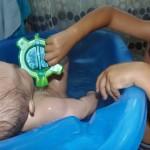 Vida Práctica: Bañar a un  bebé – Practical Life: Bathing a baby