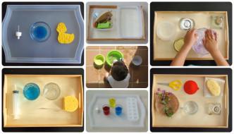 Montessori agua