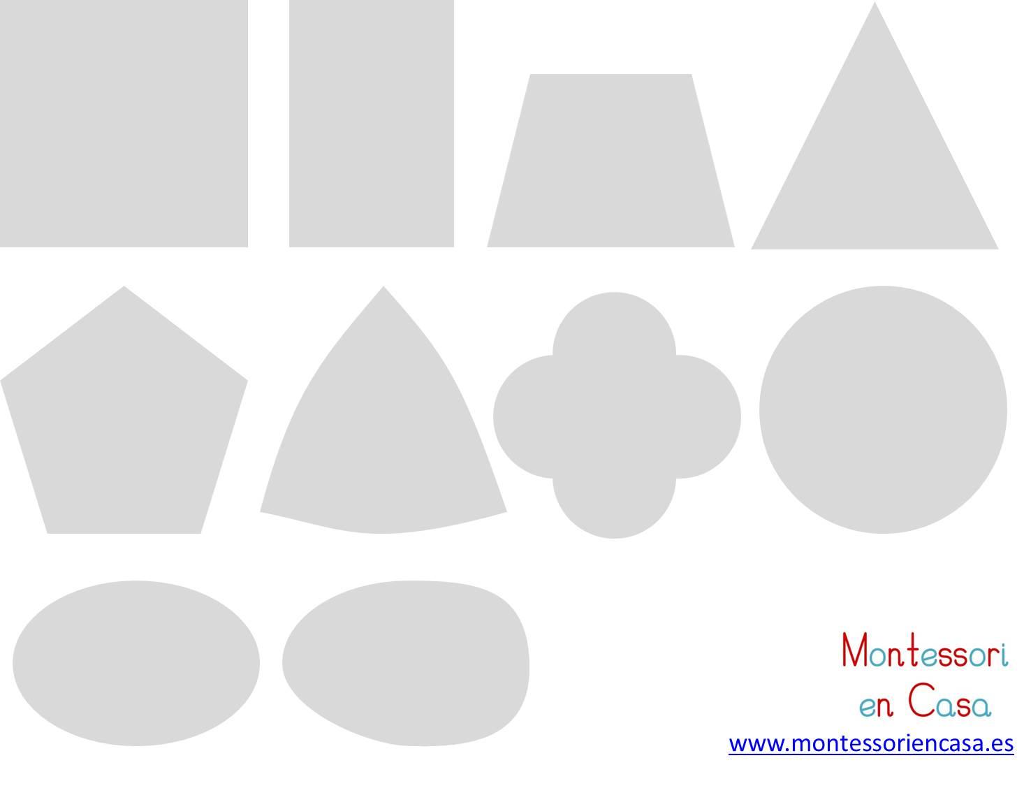 Plantilla resaques Montessori