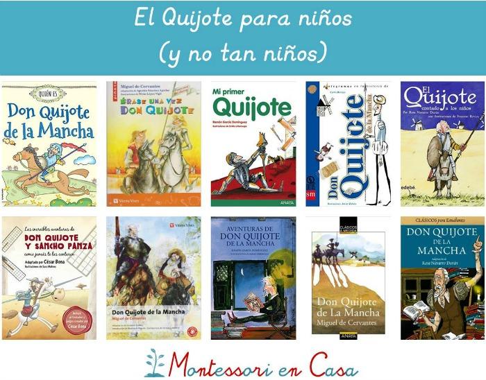 Quijote para ninos