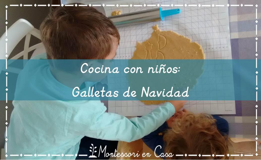 Cocina con ni os galletas de navidad cooking with kids for Cocina de navidad con sara