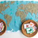 """Proyecto """"Continentes"""" – """"Continents"""" Project"""